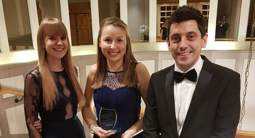 Keri Harwood Young Lawyer Of The Year